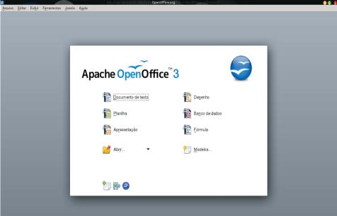 OpenOffice 3.4.1